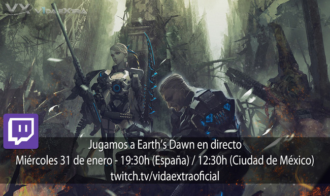 Earth S Dawn Directo