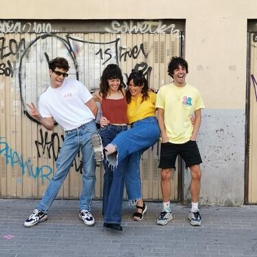 Así es 'Cardo', la nueva serie de Los Javis que reflexiona sobre los cánones de belleza y la generación millennial