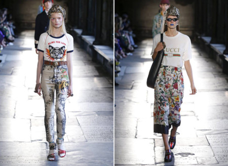 Gucci Camisetas Resort
