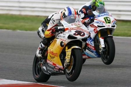 Sylvain Guintoli seguirá en el Mundial de Superbikes, pero con el Pata Racing Team