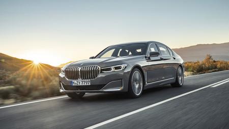 El BMW Serie 7 se pone al día en 2019 con novedades en diseño, motores, tecnología y equipamiento