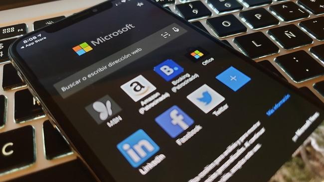 Microsoft actualiza Edge para iOS y lo hace compatible con la opción que pemite crear rutinas de uso
