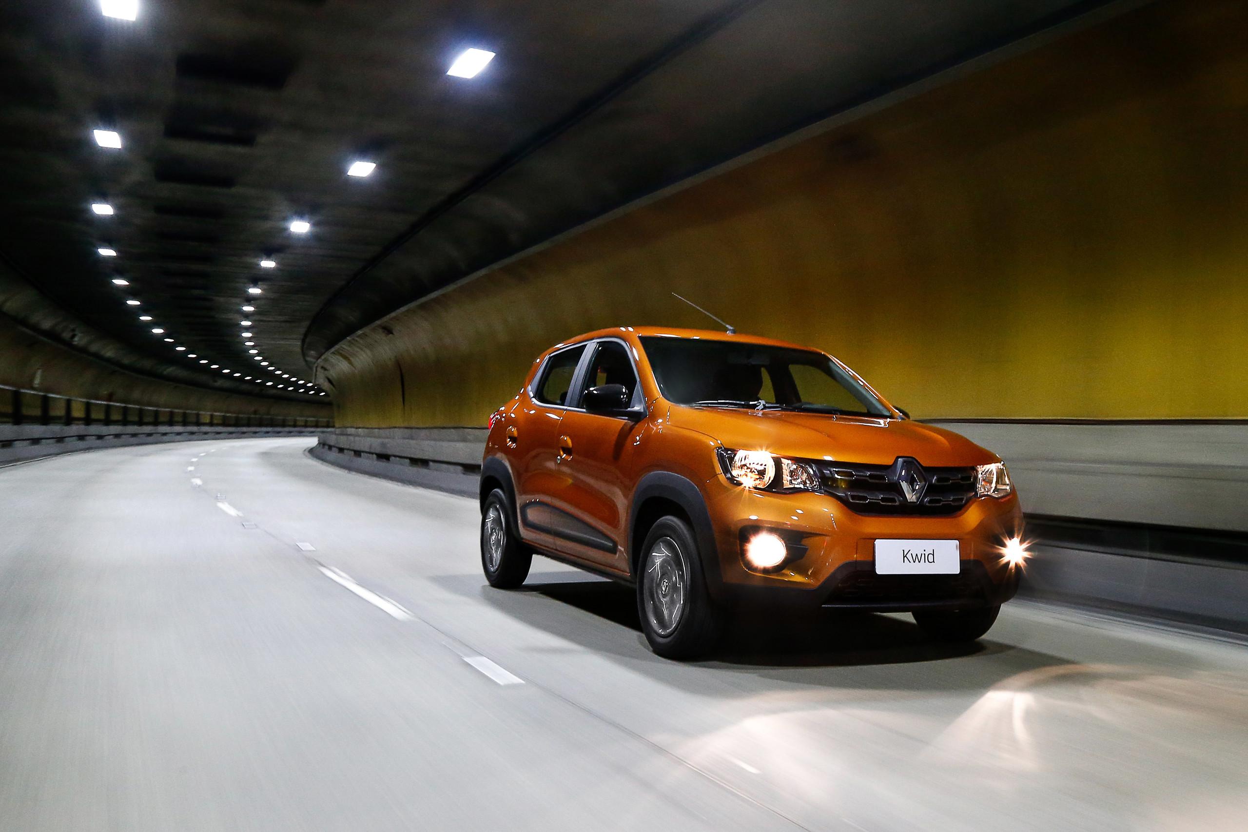 Foto de Renault Kwid (13/45)