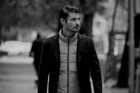 De lo formal a lo sport: así se lleva el nuevo look urbano de Roberto Verino para el invierno