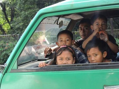 Ley de Seguridad Vial - Sistemas de Retención Infantil