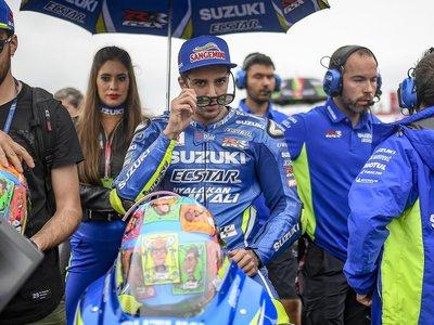 """Andrea Iannone: """"Tengo varias propuestas pero mi prioridad es Suzuki"""""""