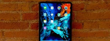 """El iPad Pro (2018) de 11"""" con 64 GB de memoria interna lo tenemos en eBay casi 200 euros más barato: 690,65 euros"""