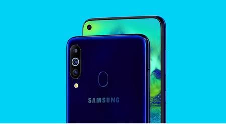 Samsung Galaxy M40 1