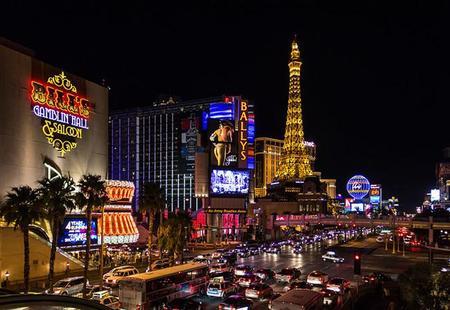Bernie Ecclestone negocia el regreso de la Fórmula 1 a Las Vegas