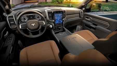 RAM HD Kentucky Derby Edition interior