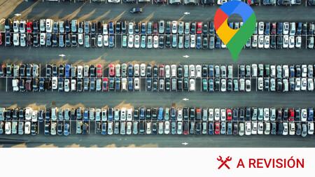 Cómo saber con Google Maps si hay aparcamiento donde vas antes de viajar