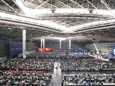 Campus Party 2006: décimo aniversario