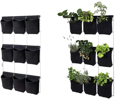 Huerto Vertical 9 Plantas
