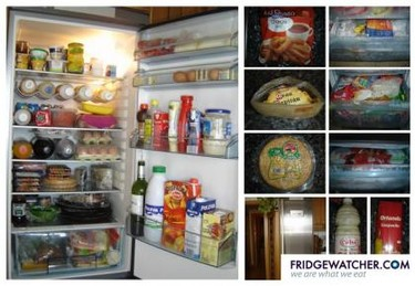 Fridgewatcher: Enséñanos tu frigorífico