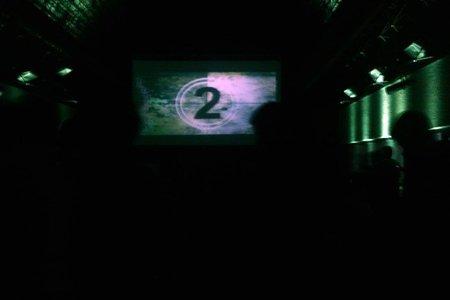 Jameson Cult Film Club durante la proyección de Aliens, el regreso