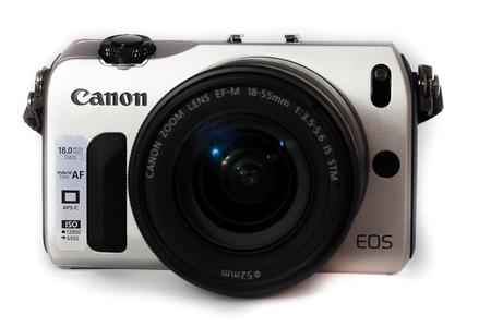 Canon EOS M, análisis