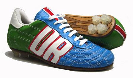 Dirk Bikkembergs zapatillas del mundial