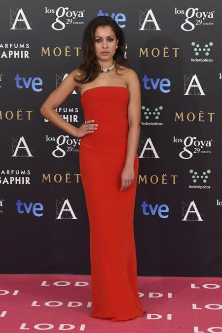 Hiba Abouk Premios Goya 2015