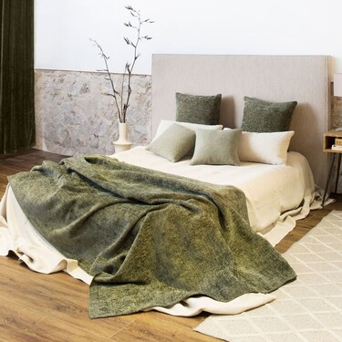 Prepara tu casa para el otoño con las texturas y los colores cálidos y naturales de la nueva colección Happytex by Gancedo