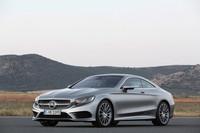 Mercedes-Benz Clase S Coupe debuta en forma de producción