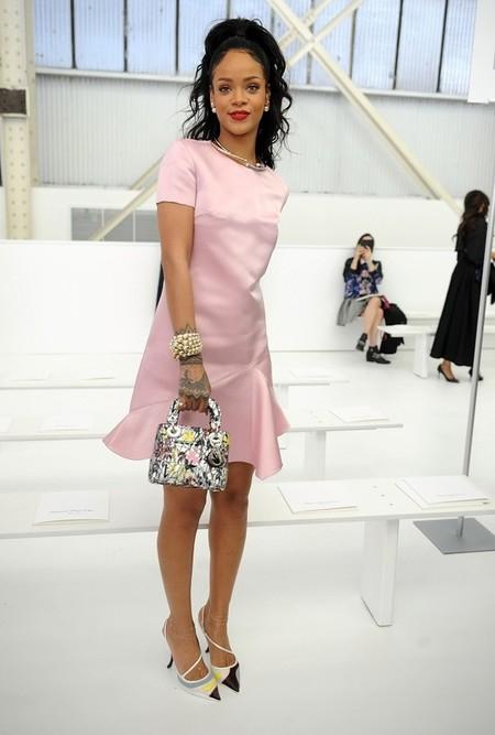 Qué será que tiene Dior que a todas las famosas vuelve locas...