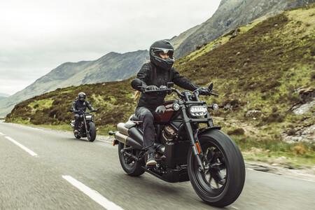 Harley Sportster S 2021 3