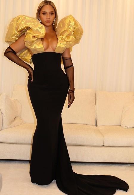 Beyonce Knowles Globos De Oro 2020 01