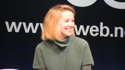 Marissa Mayer quiere darle la vuelta a Yahoo focalizando su estrategia en la movilidad