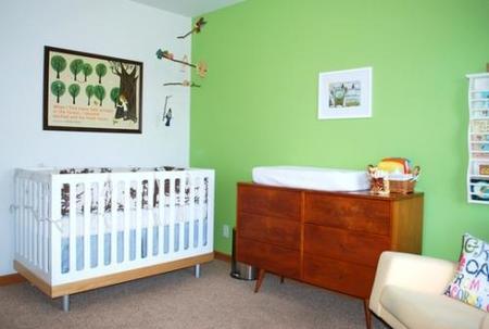 La habitación de tu bebé: económica y pensando en mamá