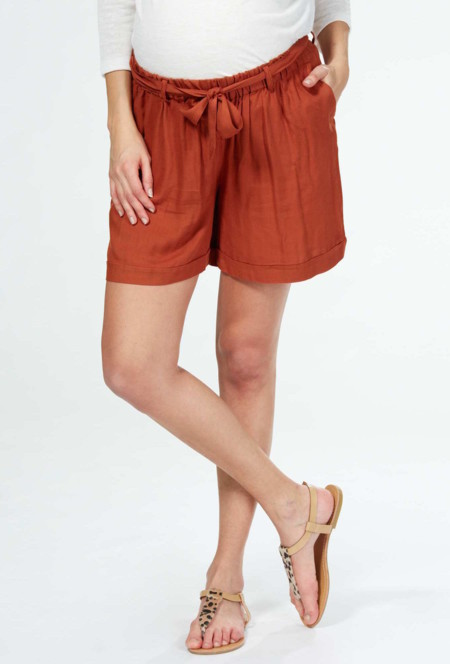 Shorts Premama Fluidos