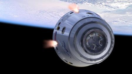 El taxi espacial que llevará astronautas de la NASA lo fabricarán Space X y Boeing