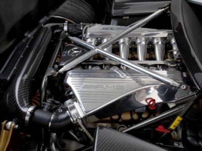 Mercedes-Benz supuestamente está desarrollando un deportivo híbrido V12