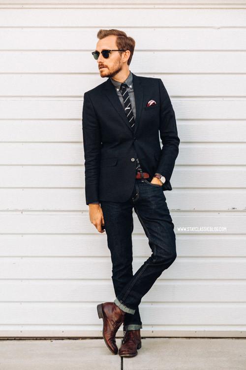 Nos Inspiramos En Un Blogger De Moda Para Renovar Los