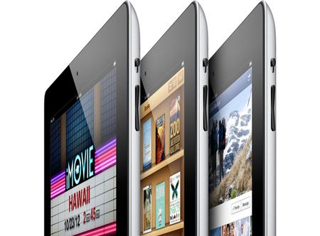 iPad Cuarta Generación Apps