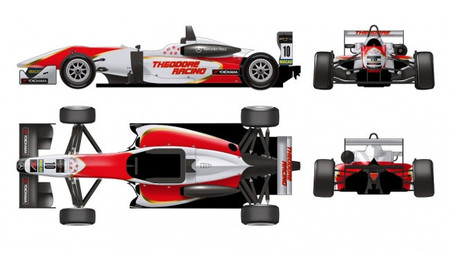 Theodore Racing vuelve a la competición junto a Prema Powerteam para el Gran Premio de Macao