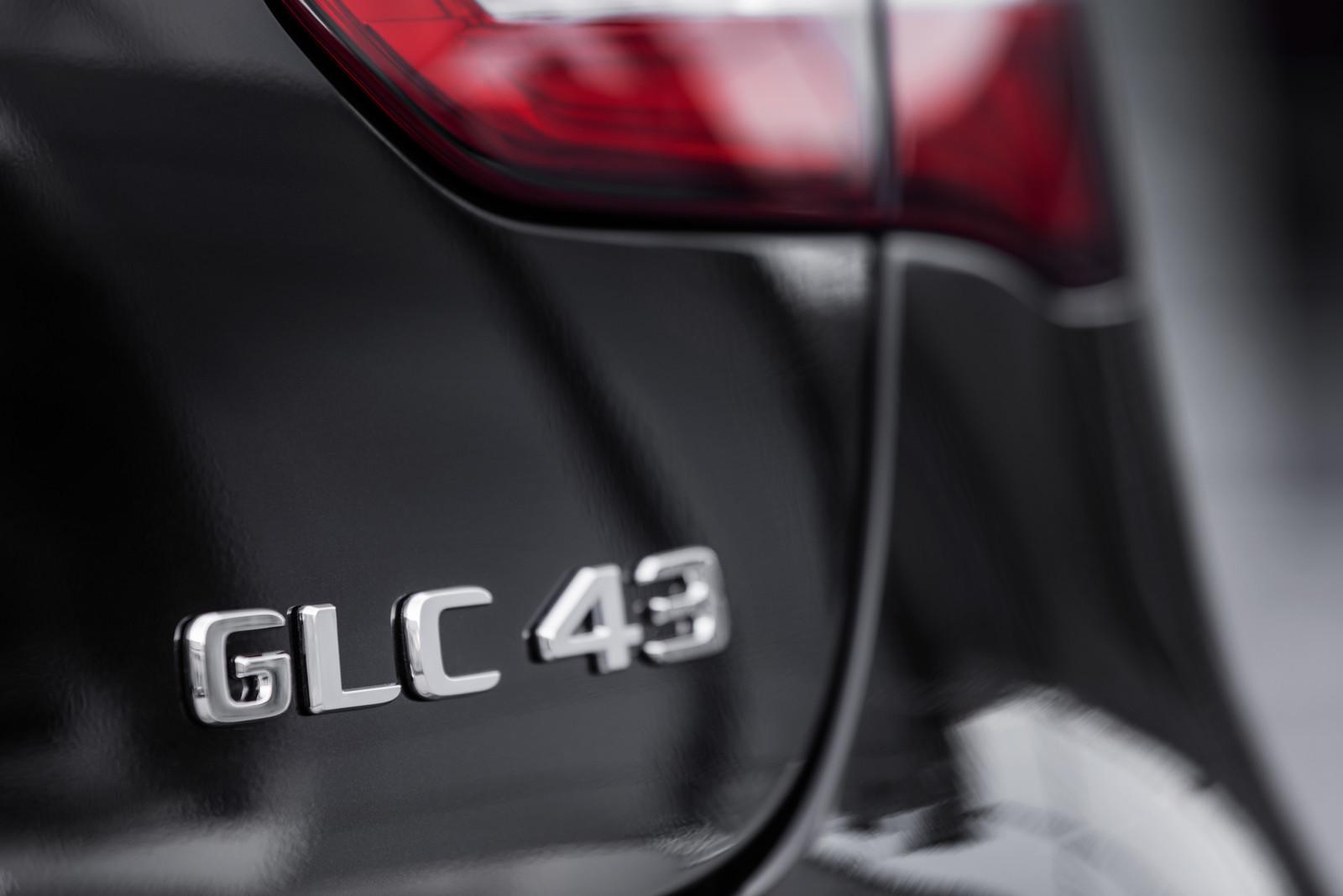 Foto de Mercedes-AMG GLC 43 4MATIC Coupé (19/24)