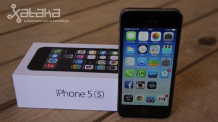 iPhone 5s, análisis