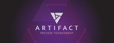 Un jugador español finalista en el torneo de previsualización de Artifact