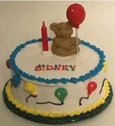 La tarta del primer cumpleaños