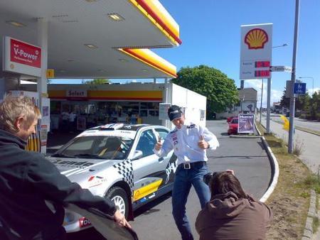 Petter Solberg probará un nuevo coche después del Acrópolis