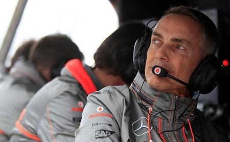 A vueltas con la centralita única de McLaren