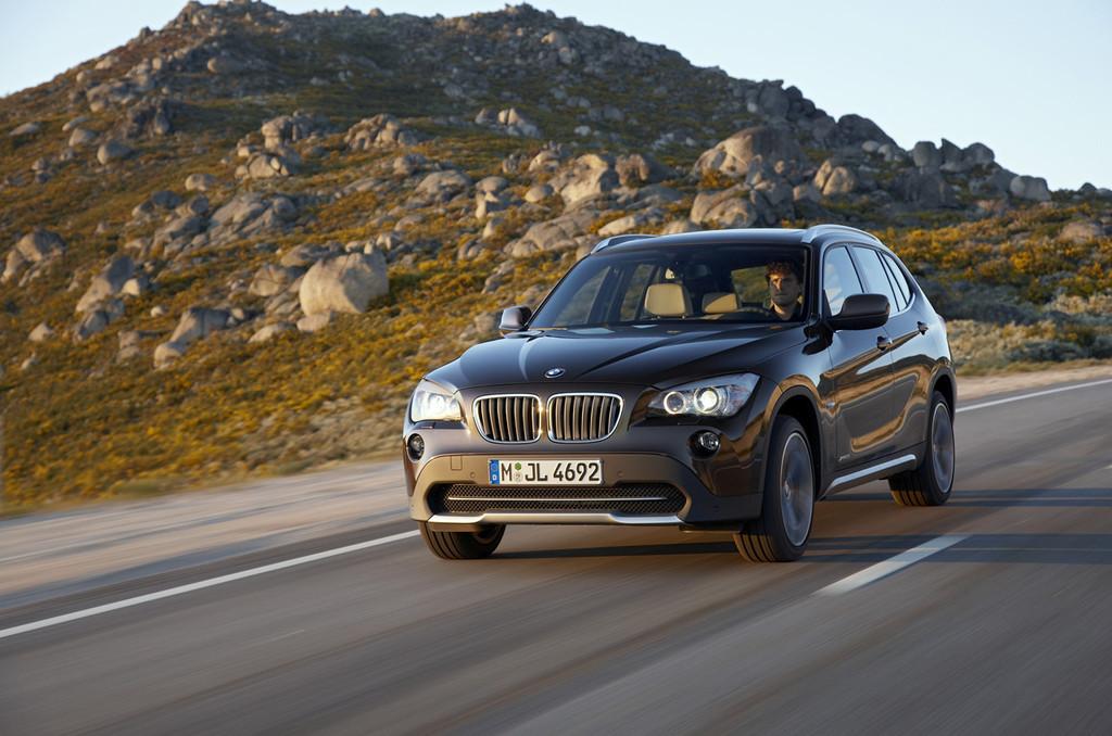 Foto de BMW X1 (93/120)