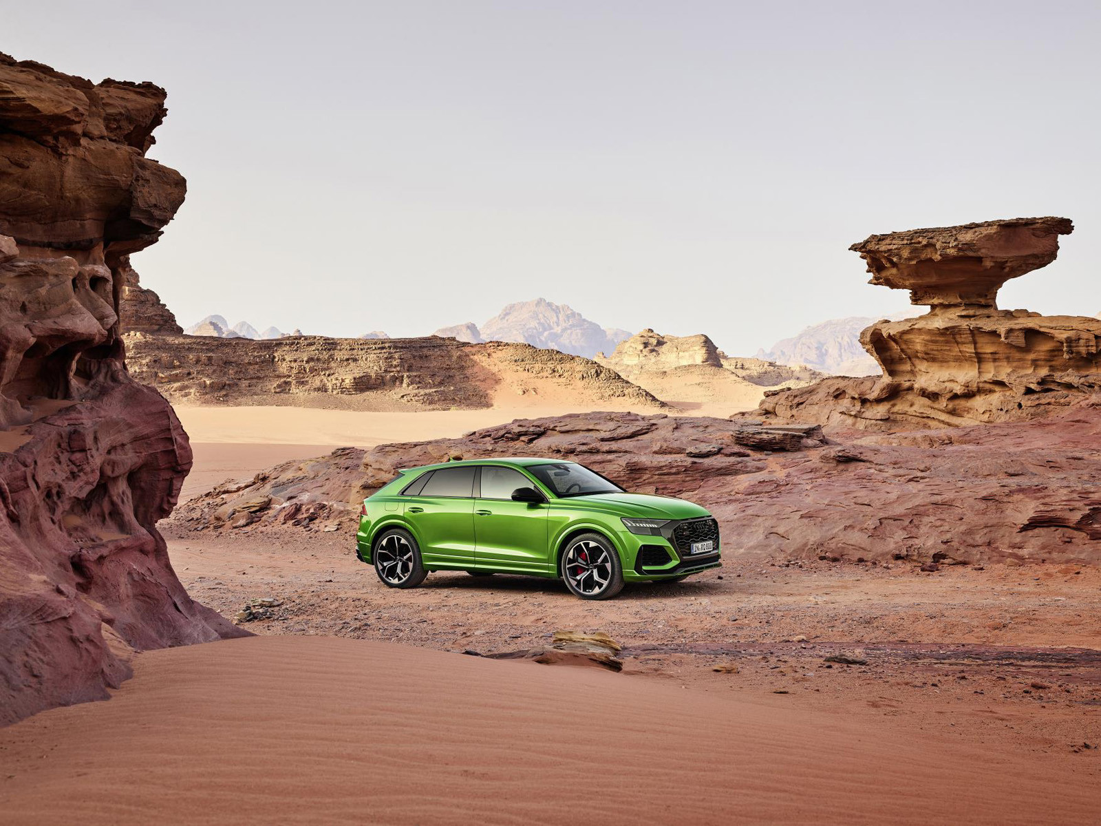 Foto de Audi RS Q8 2020 (47/47)
