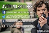 Cómo tratar los spoilers en la era de las redes sociales: el caso de BBC One y 'Sherlock'