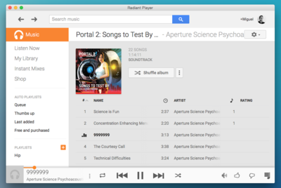 Google Play Music existe: un vistazo a esta ignorada alternativa musical para iOS y OS X