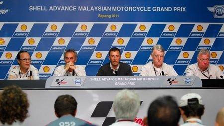 MotoGP Malasia 2011: La rueda de prensa de los responsables de la carrera
