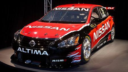 Presentado el Nissan Altima de la V8 Supercars