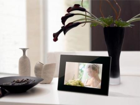 Sony S-Frame, nuevos marcos de fotos digitales