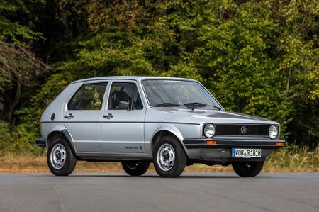 4daf0cefdb10 Las 7 generaciones del Volkswagen Golf