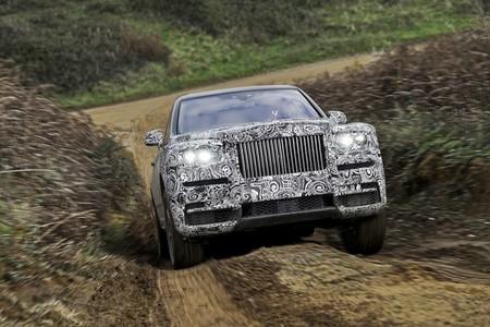 Rolls Royce Cullinan 2